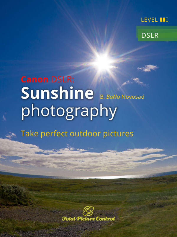 Sunshine photography with Canon DSLR Take perfect outdoor pictures