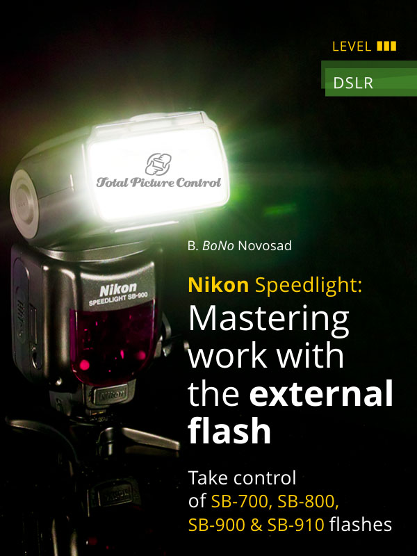 Nikon Speedlight: Mastering work with the external flash Take control of SB-700, SB-800, SB-900 & SB-910 flashes