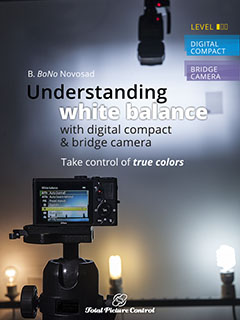 Understanding white balance with  digital compact & bridge camera Take control of true colors