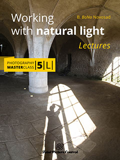 Working with natural light Photography MasterClass V. (Lectures)