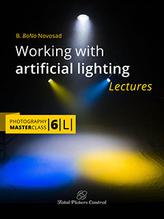Photography MasterClass VI. (Lectures) Working with artificial lighting